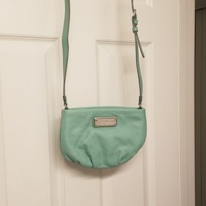 Small Seafoam green Marc by Marc Jacobs purse